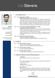 new style of resume