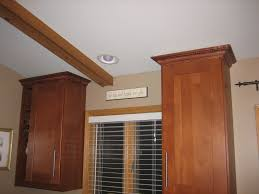 Crown Moulding Cabinets Adding Larger Mouldings To Ikea Cabinets