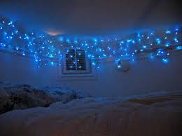 lighting rooms. ideas christmas decoration for hanging lights in the bedroom blue photo holiday lighting rooms