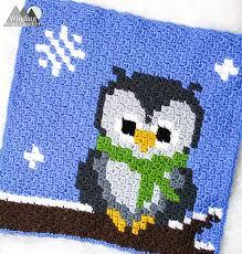 Crochet Pattern Charts Free Wise Old Owl Crochet C2c Graph Winding Road Crochet
