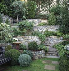 Small Picture Best 25 Tiered garden ideas on Pinterest Rock wall landscape