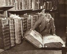 a big big big book lover indeed giant fourth century tomes held in the archives of prague castle