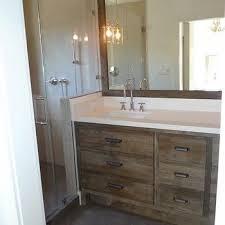 rustic bathroom vanities. distressed bathroom vanity rustic vanities