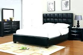 leather effect single bed frame wooden with headboard white uk black queen king size drawers high