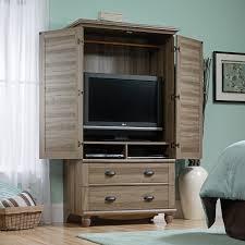 details media center armoire storage cabinet drawer wardrobe tv