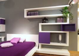 Purple And Gray Bedroom Purple Bedrooms Gray Bedroom With White Iron Canopy Bed Having