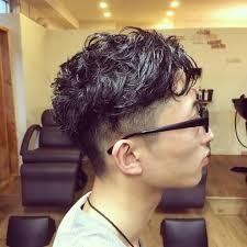 天パの前髪をかっこよく作る方法男メンズ Hairstyle Magazine