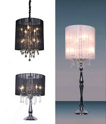 cool floor lamps medium size of lights lamp design with luxury crystal stacked chandelier pottery barn