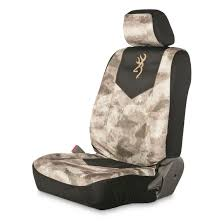 browning chevron low back seat cover a tacs au a tacs camo