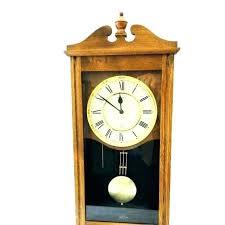 chiming wall clocks with pendulum wall clock with pendulum pendulum wall clock alder dual chime pendulum