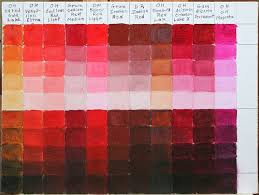 Cool Life Paint Color Chart Drawing On Life The Art Of Karen Baker Thumm Painting