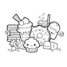 Happy Sheep Coloring Page Schaapjes Coloring Pages Cute In