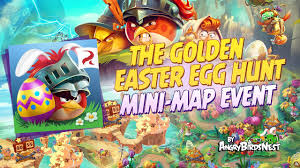 """Angry Birds Epic """"The Golden Easter Egg Hunt"""" Special Event is on Now! New  First Look Video!"""