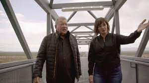 """Blue Origin on Twitter: """"Two incredible and inspirational people will join  the #NS18 crew. Actor @WilliamShatner and Blue Origin's Vice President of  Mission & Flight Operations Audrey Powers @AudreyKPowers.…  https://t.co/6qHFgfIr3w"""""""