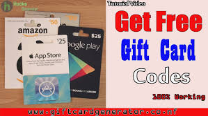 how to get free gift card codes 10 working free gift cards free