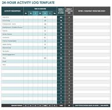 time management log 28 free time management worksheets smartsheet