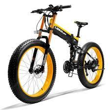 <b>LANKELEISI XT750PLUS 48V</b> 10AH 500W Powerful Electric Bike ...