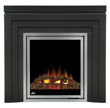 napoleon 30 in plug in electric fireplace insert w logs for best electric fireplace installation