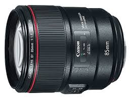 <b>Объектив Canon EF</b> 85mm f/1.4L IS USM — Объективы — купить ...
