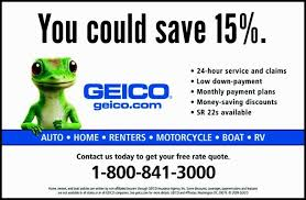 Geico Saved Quote New Geico Quote Awesome Earthquake Insurance Motivational And
