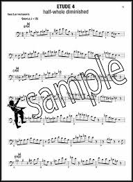 Details About Playing On The Changes Bass Clef Sheet Music Book Dvd Rom Bob Mintzer