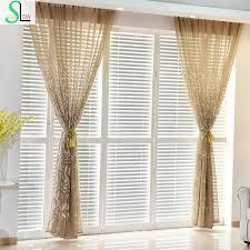 Light Blue Curtains Living Room Online Get Cheap Light Blue Sheer Curtains Aliexpresscom