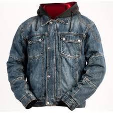 Bilt Jacket Size Chart Bilt Iron Workers Steel Denim Motorcycle Jacket With Hoody