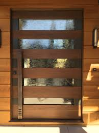 Steel  Wood Pivot Doors Red Horse Custom Pivot Doors Doors - Exterior pivot door