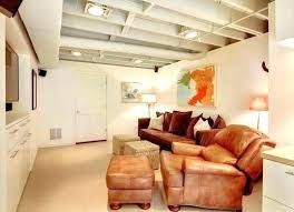unfinished basement ceiling paint. Perfect Basement Basement Ceiling Painted White Unfinished Ideas Paint Open In Unfinished Basement Ceiling Paint