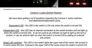 otrattw custom rocker switches landrover pinterest rockers Proz Led Rocker Switch Wiring Diagram otrattw custom rocker switches landrover pinterest rockers, gears and home