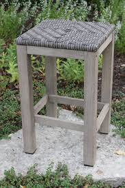 awesome outdoor wicker bar stools pics eccleshallfc winning high back adjule height custom counter