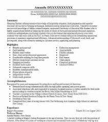Best Busser Resume Example | LiveCareer