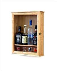 hanging liquor cabinet wall mounted with lock plans