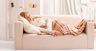comfortable couches to sleep on. Delighful Sleep Woman Sleeping On Couch With Blanket With Comfortable Couches To Sleep On R