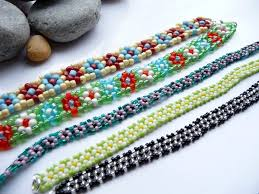 Seed Bead Patterns Fascinating Seed Beads Guide Patterns