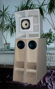 wanted diy design for shallow way bad full range ht speakers 2alphornhornsatkl