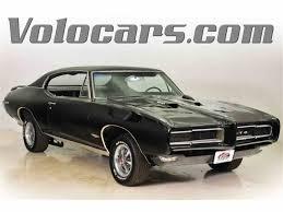 1968 Pontiac GTO for Sale on ClassicCars.com - 33 Available