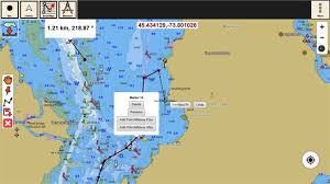 Canadian Nautical Charts Online 47 Expert River Thames Depth Chart