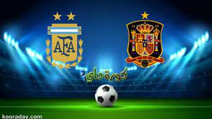 نتيجة مباراة إسبانيا والأرجنتين اليوم في بطولة أولمبياد طوكيو 2020