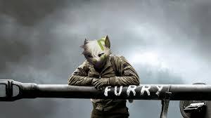 fury furry wallpaper