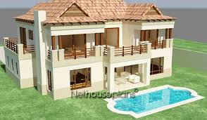 3 bedroom house plan south african