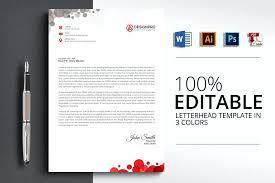 Office Stationery Design Templates Office Letterhead Design Microsoft Rsenterprises Co