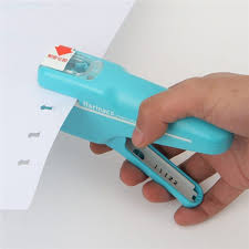fancy office supplies. japanese stapleless stapler fancy office supplies i