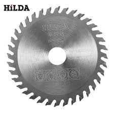 rusty circular saw blade. hilda 10mm/15mm 36 teeth tct alloy circular saw blade 85x1.7mm cutting disc rusty