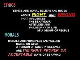 decline of moral values in students life declining of moral importance of moral values in student life important