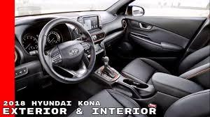 2018 hyundai kona canada. perfect canada 2018 hyundai kona exterior u0026 interior on hyundai kona canada t