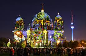 Berlin Festival Of Lights Tour Festival Of Lights 2019 Berlin River Cruise Festivals 2019