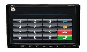 pyle pldn74bti on the road headunits stereo receivers back