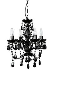 glamorous small black chandelier 25 the original gypsy color light h18 colored candelabra lamp