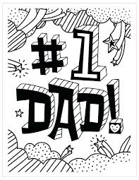 happy fathers day coloring pages coloring pages for dads free printable fathers day coloring page number